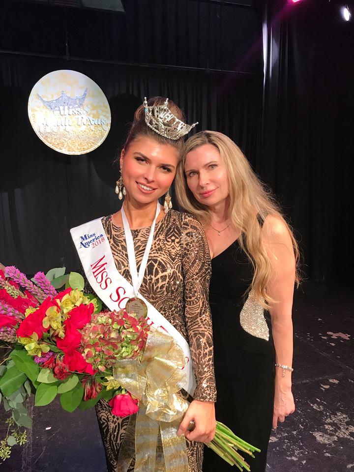 Мисс Южный Техас-2018 стала Анастасия Семенова из Хабаровска
