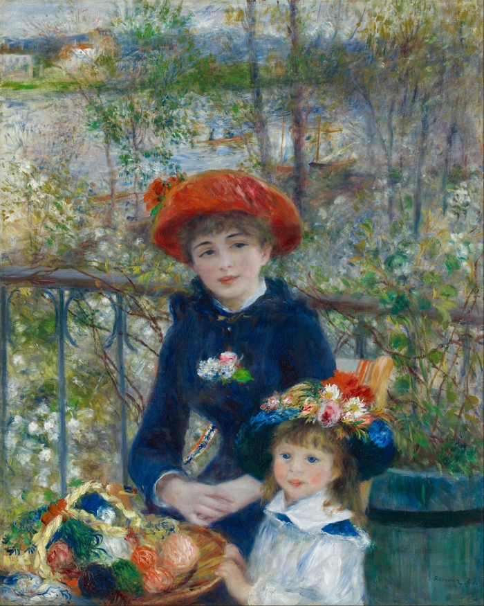 an analysis of the art works of auguste renoir and donald judd Renoir: moulin de la galette auguste renoir was born by alexandra a jopp analyses of the minimalist artists donald judd and robert morris.